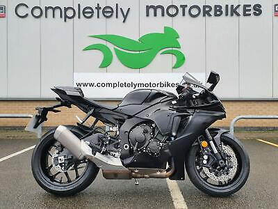 YAMAHA YZF-R1 2020 - ONE OWNER - ONLY 18 MILES FROM NEW