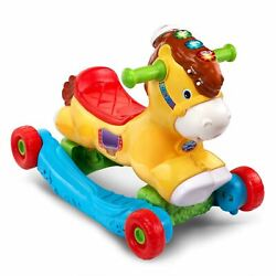 Kyпить VTech, Gallop and Rock Learning Pony, Interactive Ride-On Toy на еВаy.соm