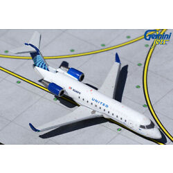 Kyпить United Express CRJ-200 N246PS Gemini Jets GJUAL1966 Scale 1:400 IN STOCK на еВаy.соm