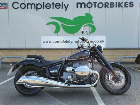 BMW R18 FIRST EDITION 2020 - ONE OWNER - ONLY 519 MILES FROM NEW