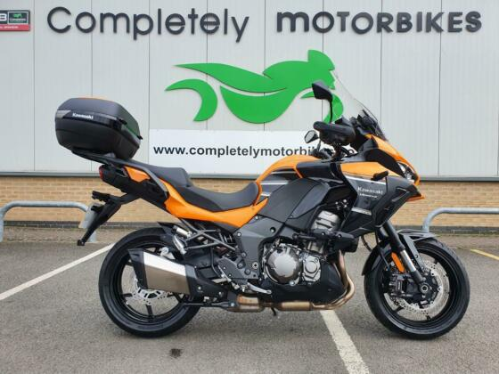 KAWASAKI VERSYS 1000 2019 - ONLY 3234 MILES FROM NEW