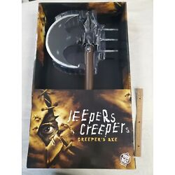 Kyпить JEEPERS CREEPERS - CREEPER AXE by Trick or Treat Studios на еВаy.соm