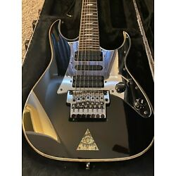 Kyпить 1999 Ibanez UV777P Steve Vai Signature Universe Made In Japan 7 string guitar на еВаy.соm