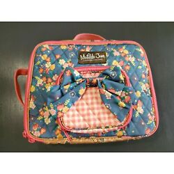 Kyпить Matilda Jane Floral Scholarly Me Lunch Box Zippered Bag на еВаy.соm