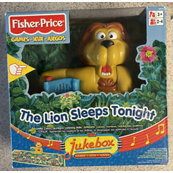 Kyпить FISHER PRICE THE LION SLEEPS TONIGHT MUSICAL GAME GUC на еВаy.соm