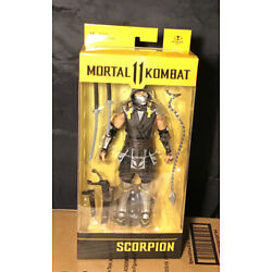 "Kyпить McFarlane  Mortal Kombat 11  Scorpion  The Shadow Skin  7"" Action Fig In Stock на еВаy.соm"