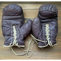 Kyпить Vintage Boxing Gloves - Franklin BG308   на еВаy.соm