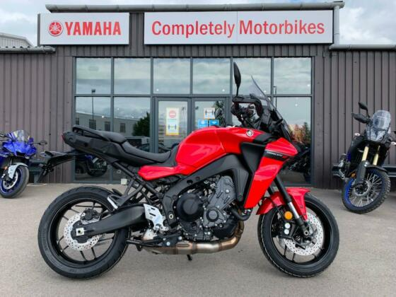 YAMAHA TRACER 9 2021 MODEL READY FOR IMMEDIATE DELIVERY