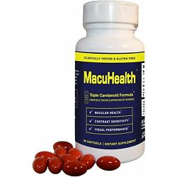 Kyпить MACUHEALTH With LMZ3  Vitamins 90 Capsules Soft Gels Sealed Bottle... EXP 6/23 на еВаy.соm