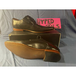 ALDO Salewen-R Size 14 Black Dress Shoes New With Box Business Casual