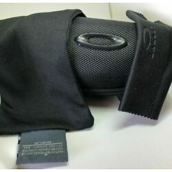 Kyпить Portable Oakley Vault Sunglasses Hard Case With Cleaning Cloth & Dust Bag New на еВаy.соm