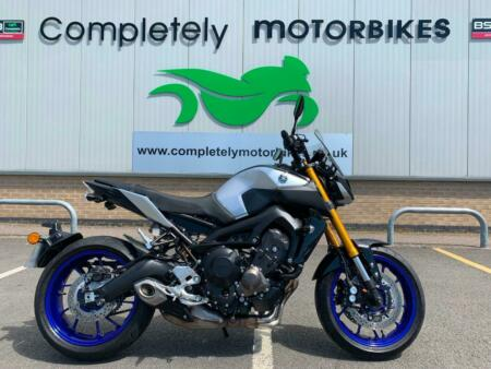 YAMAHA MT-09SP 2018 - ONLY 1655 MILES FROM NEW