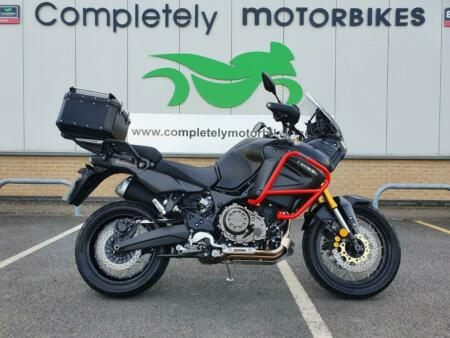 YAMAHA XT1200ZE SUPER TENERE 2020 - ONE OWNER - ONLY 90 MILES FROM NEW!