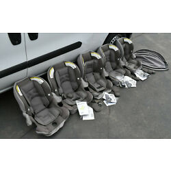 Kyпить 5 Nuna Pipa Car Seat Covers + accessories never installed in car.  2016 на еВаy.соm