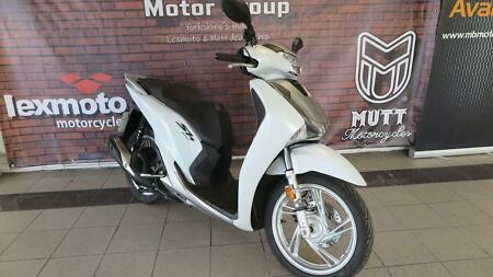2020 Honda SH SH125ADD2E 125cc ABS *** Learner Legal * Nationwide Delivery Avail