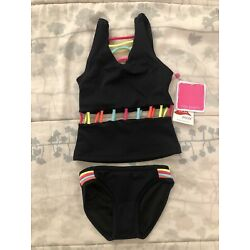 Kyпить New W Tags! Little Peixoto swimsuit For Toddler Girl. Size 2. Tankini. Summer на еВаy.соm