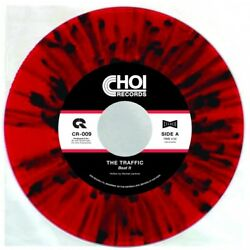 THE TRAFFIC Beat It/Thriller 7'' NEW COLORED VINYL Choi