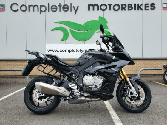 BMW S1000XR SPORT SE TRIPLE BLACK 2020 - ONLY 1012 MILES FROM NEW