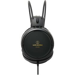 Audio-Technica - Art Monitor ATH-A550Z Wired Over-the-Ear Headphones - Black