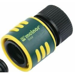 Melnor Quick Connect Product End Connector with Water Stop 4MQC