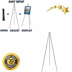Quartet Easel Stand Collapsible Portable Display Stand for Home School Supplies