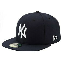 New Era New York Yankees MLB Navy/White Authentic Collection On-Field 59FIFTY