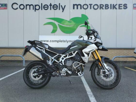 TRIUMPH TIGER 900 RALLY PRO 2020 - ONE PRIVATE OWNER - ONLY 6288 MILES FROM NEW