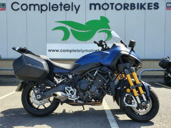 YAMAHA NIKEN GT 2020 - ONE PRIVATE OWNER - ONLY 3437 MILES FROM NEW