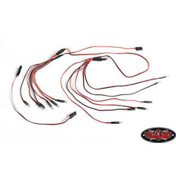 RC4Z-E0123 Basic Lighting System for 1987 Toyota XtraCab Hard Body RC 4WD