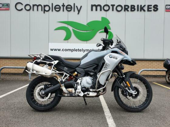 BMW F850 GS ADVENTURE SPORT 2019 - ONLY 2844 MILES FROM NEW