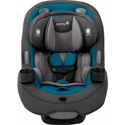 Safety 1st - Grow and GoAll-in-One Convertible Car Seat - Blue