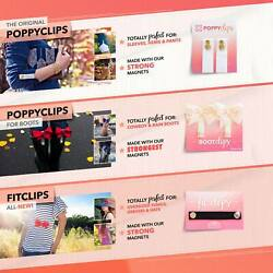 BootClips PoppyClips FitClips all designed to accessorize your LuLaRoe or boots