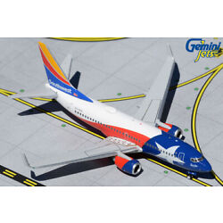 Southwest Airlines 737-700 ''Lone Star One'' Gemini Jets GJSWA2019 Scale 1:400