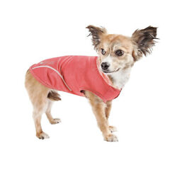 Pet Life Active  Pull Rover  4 Way Stretch Performance Dog T-Shirt Hoodie, Sz XS