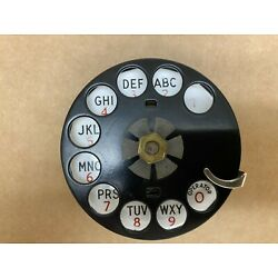 Western Electric 4H Dial 1932 for Candlestick or 102 Telephone