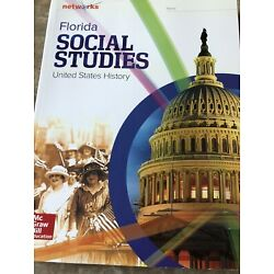 McGraw Hill Networks Grade 5 United States History Social Studies Florida 5th