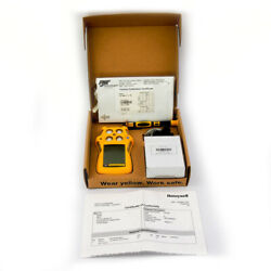 BW Technologies QT-00H0-R-Y-NA Single Gas Detector 0 to 200 ppm