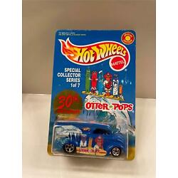 Hot Wheels Mattel Otter Pops Special Collector Series #1/7 30th Anniversary MT14