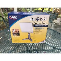 Carex DL93011 Day-Light Classic Plus Therapy Lamp