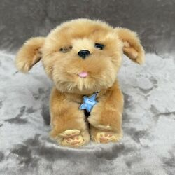Little Live Pets Snuggles My Dream Puppy Electronic Interactive Plush Dog Works