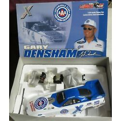 GARY DENSHAM,  1/24 ACTION 2002 MUSTANG FUNNY CAR, AAA, OWNED BY JOHN FORCE