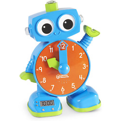 Learning Resources Tock The Learning Clock, Educational Talking Teaching Clock