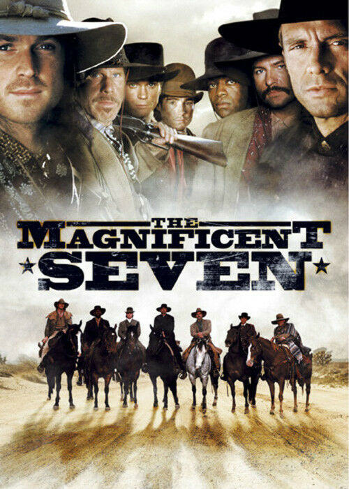 the magnificent seven movie poster print ebay