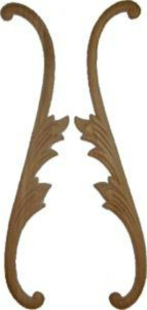Wooden Chair Spindle Replacement Parts ~ Furniture repair parts oak wood carvings w ebay