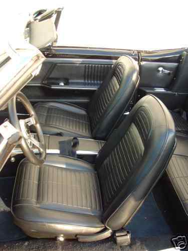 1967 Firebird Convertible Deluxe Interior Kit 67 Ebay