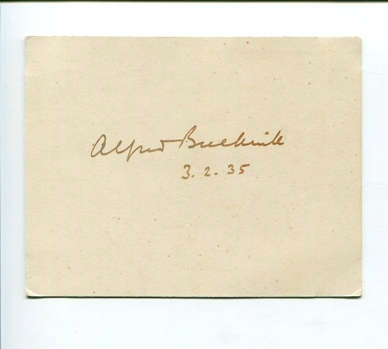 Sir Alfred Townsend Bucknill Privy Council Judge Signed