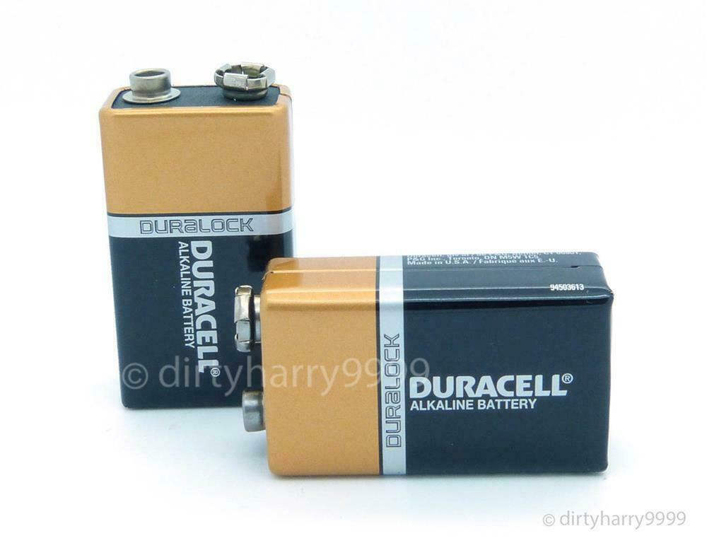 5 x duracell plus 9v block mn1604 9 volt batterie neu lose. Black Bedroom Furniture Sets. Home Design Ideas