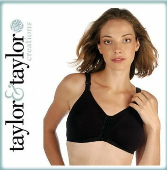 "Sports Bra / Supportive Bra /Post surgical /1"" Band Bra"