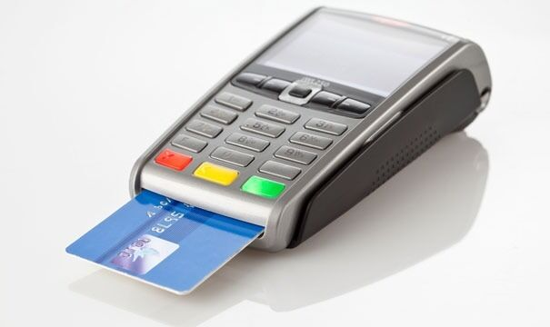 How does transaction processing work?