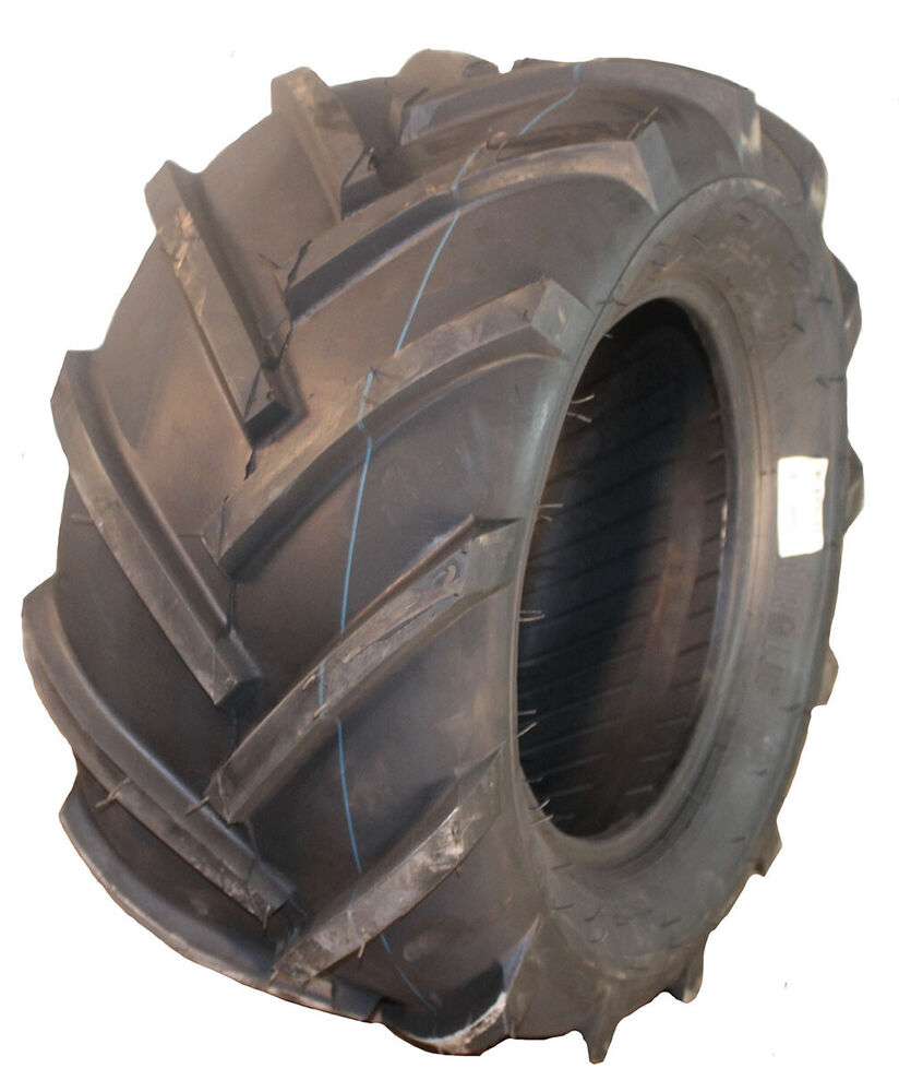 Two New 13x5 00 6 Carlisle Super Lug Garden Tractor Tires